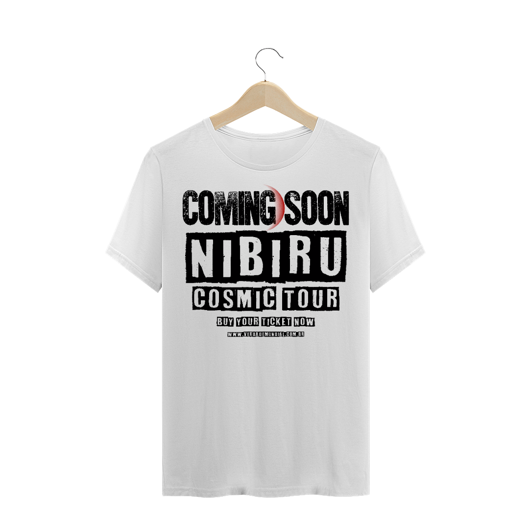 Camiseta Masculina Nibiru