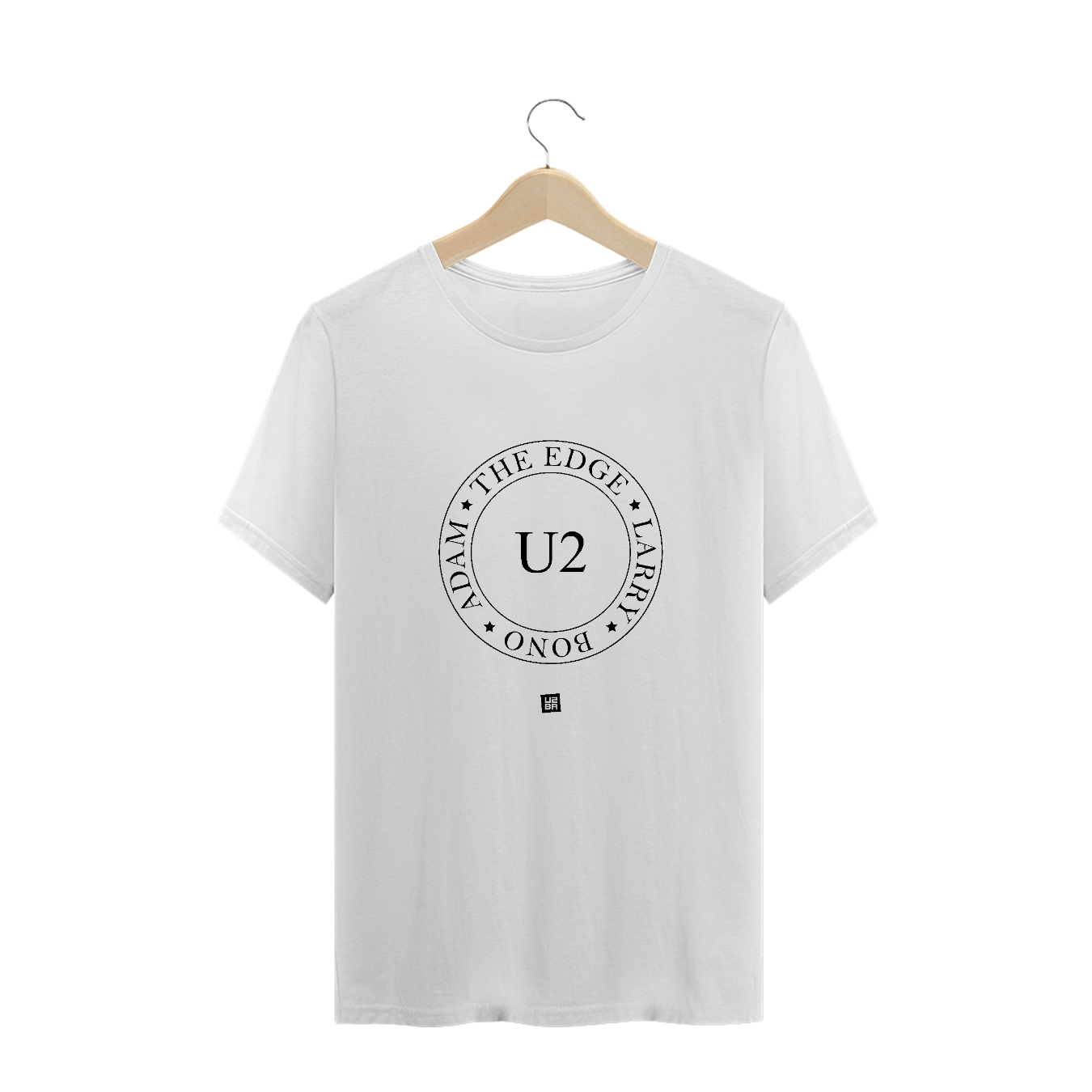 Camiseta U2 - Names #1