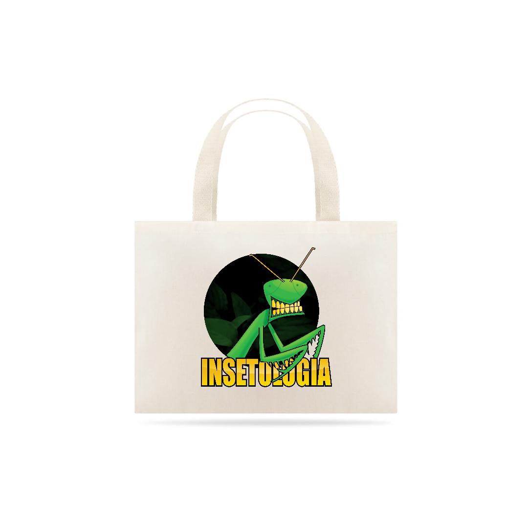 Eco Bag Mascote Insetologia