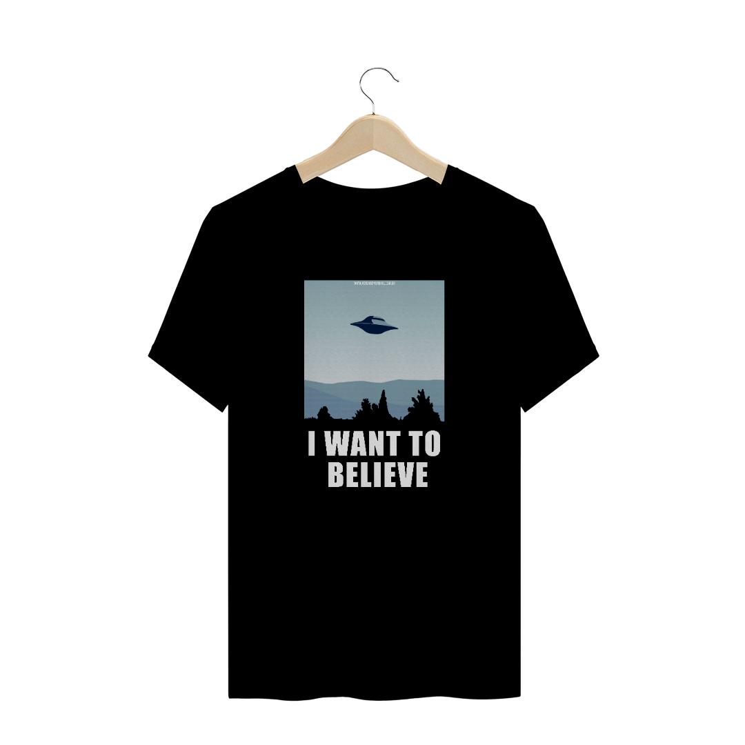 Camiseta Premium - Arquivo X
